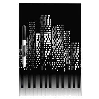 Musik-Stadt Memoboard