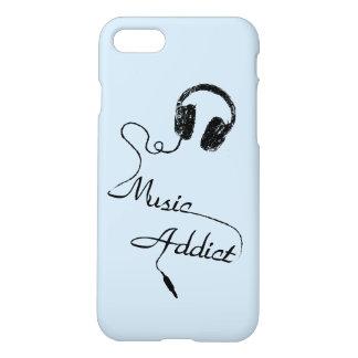 Musik-Süchtiger niedlicher cooler Smartphone Fall iPhone 8/7 Hülle