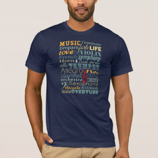 Musik-T - Shirt