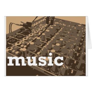 Musik-Tonstudio Karte