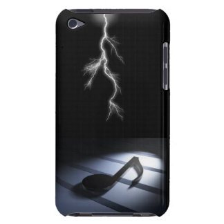 Musik und Beleuchtung iPod Touch Cover