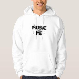 Musik und ich hoodies