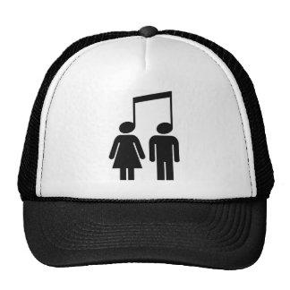 Musik vereinigt uns baseballcap