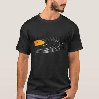 Musik-Vinylaufzeichnung T-Shirt