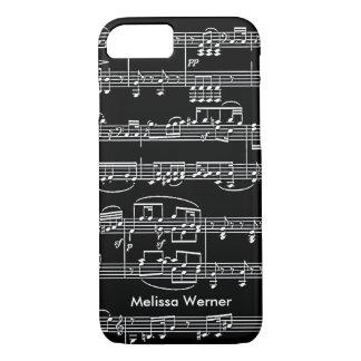 musikalisch+merkt personalisiertes iPhone 8/7 hülle