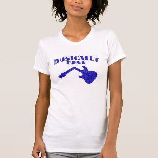 Musikalisch verbogen T-Shirt