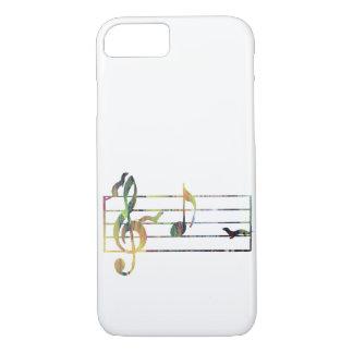"Musikalische Anmerkung ""A"" erobert durch Frettchen iPhone 8/7 Hülle"