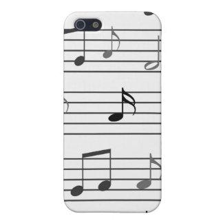 Musikalische Anmerkungen Etui Fürs iPhone 5