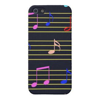 Musikalische Anmerkungen Hülle Fürs iPhone 5