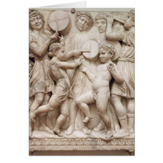 Musikalische Engel, Entlastung vom Cantoria Karte