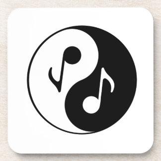 Musikalische Fusion Getränkeuntersetzer