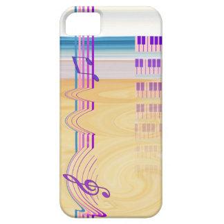 Musikalischer Fantasie-Mobiltelefon-Kasten iPhone 5 Hüllen