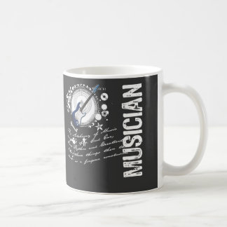 Musiker-Alchimie Kaffeetasse