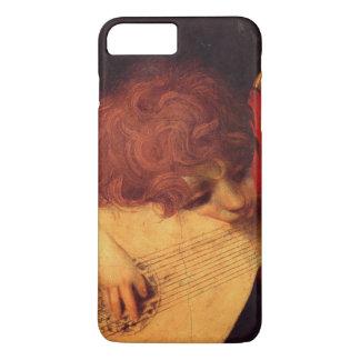 Musiker-Engel im Detail durch Rosso Fiorentino iPhone 8 Plus/7 Plus Hülle