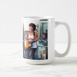 Musiker in Las Vegas Kaffeetasse