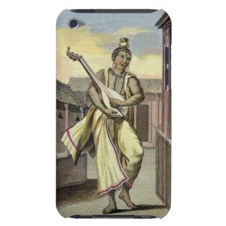 Musiker mit indischem Dichtungskitt, 'von der Reis iPod Touch Hüllen