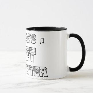 Musiker-Tasse Tasse