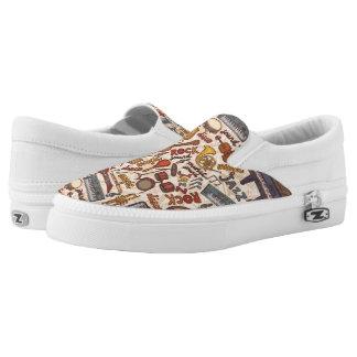 Musikinstrumente: Slip-On Sneaker