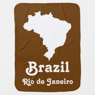 Muskatnuss festliches Brasilien mit Puckdecke
