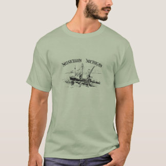 Muskegon Michigan T - Shirt