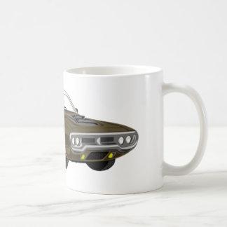 Muskel-Auto Kaffeetasse