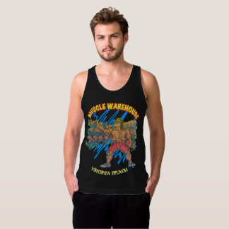 MUSKEL-LAGER TANK TOP