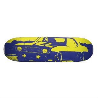 Muskel-Skateboard Personalisiertes Deck