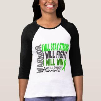 Muskeldystrophie-Krieger T-Shirt
