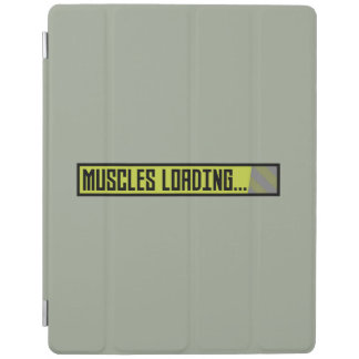 Muskeln, die Progressbar Zqy9t laden iPad Hülle