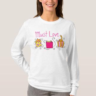 Muss-Liebe-Katzen T-Shirt