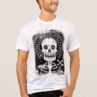 Mustache Skull T-Shirt