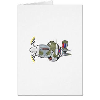 Mustang p-51 karte