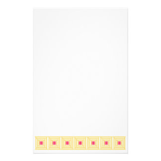 Muster Briefpapier