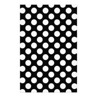 Muster-Briefpapier Büropapier