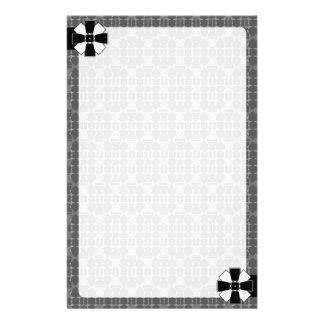Muster-Briefpapier Personalisiertes Büropapier