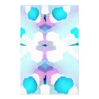 Muster der NOVINO Handwerker-Farben Büropapiere