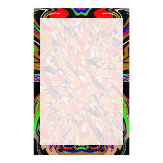 Muster der NOVINO Handwerker-Farben Druckpapiere