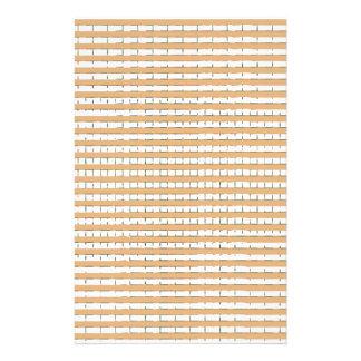 Muster der NOVINO Handwerker-Farben Personalisiertes Druckpapier