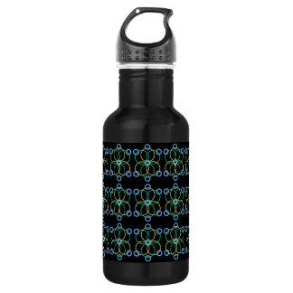 Muster Geo1 Trinkflasche