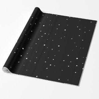 Muster-Geschenkpapier des einfachen glänzenden Geschenkpapier