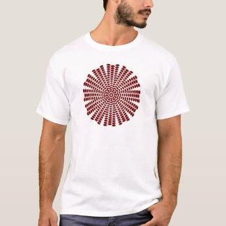 Muster Sechsecke pattern hexagons T-Shirt