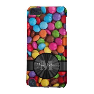 Muticolored bunte Süßigkeit personalisiert iPod Touch 5G Hülle