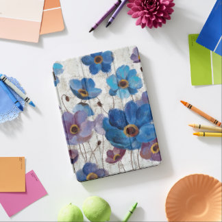 Mutige Anemonen iPad Air Cover