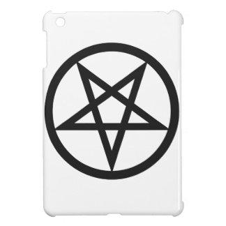 Mutiger Pentagram iPad Mini Hülle
