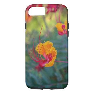 Mutiger tropischer Blumen-Fotografie iPhone 7 Fall iPhone 8/7 Hülle