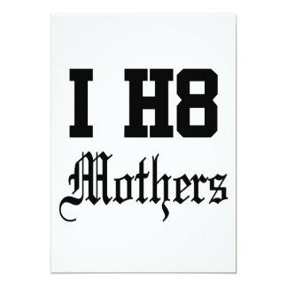 Mütter 12,7 X 17,8 Cm Einladungskarte