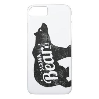 Mutter Bear iPhone Abdeckungs-Fall iPhone 8/7 Hülle