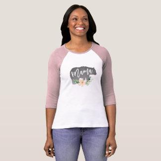 Mutter Bear Shirt, Geschenk der Mutter Tages T-Shirt