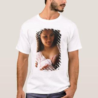 Mutter Brust-Füttern neugeboren T-Shirt