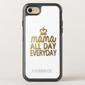 Mutter den ganzen Tag täglich OtterBox Symmetry iPhone 8/7 Hülle